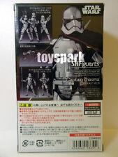 japan Bandai S.h. Figuarts Star Wars The Last Jedi CAPTAIN PHASMA action figure