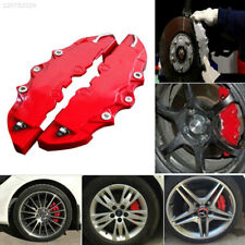BEFD 2Pcs 3D Style Car Universal Disc Brake Caliper Covers Front & Rear Kits