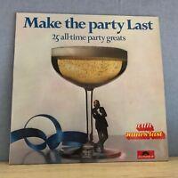 JAMES LAST Make The Party Last 1975 UK Vinyl LP RECORD EXCELLENT CONDITION c