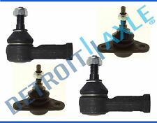 New Front Outer Tie Rods & Front Lower Ball Joints for Volvo 740 745 760 780 940