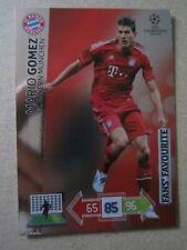 Nº 26-Mario Gomez Panini Bayern Munich trading cards 2011//12