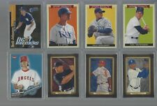 LOT OF 22 NM/MT STARS, ROOKIES. AND MORE  ALL TOPPS & FLEER, MOST FROM MID-2000s