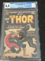 Journey into Mystery #118 (Jul 1965, Marvel) CGC GRADE 3.5 THOR