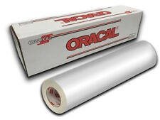 "12"" X 10yd - White Gloss Oracal 651 Craft, Graphics & Hobby Cutting Vinyl"