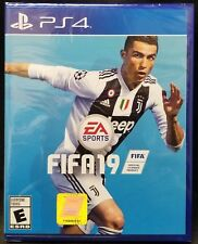 FIFA 19 (Sony PlayStation 4,PS4, 2018) BRAND NEW FACTORY SEALED Fast✈Ship/✍Tr