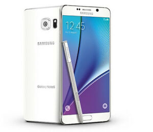 Samsung Galaxy Note 5 | Factory Unlocked | AT&T T-Mobile | 32GB 64GB | Excellent