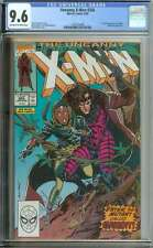 X-MEN #266 CGC 9.6 OW/WH PAGES