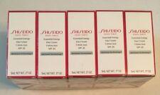 5 x Shiseido Essential Energy Day Cream SPF 20 5ml each - 25ml total