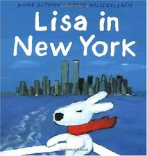 Lisa in New York (The Misadventures of Gaspard and Lisa) by Anne Gutman, Georg H