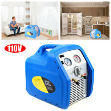 New Listinglightweight Safe Operation Recycling Refrigerant Recovery Machine Twin Cylinder