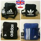 Classic New Adidas Men's Cross body Shoulder Messenger Bag Handbag UK SELLER F&F