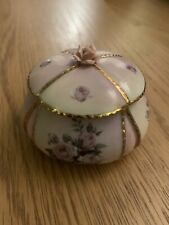 Ardleigh Elliott music box Roses Collectable Trinket Box