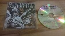 CD Punk Unseen - Internal Salvation (14 Song) Promo HELLCAT REC