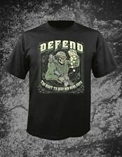 Defend T-Shirt PokerT-Shirt by High Roller Clothing