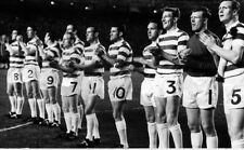 Large collection of Celtic Football photo postcards - old & new