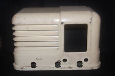 Vintage White Belmont 4B112 CASE ONLY - from the 1940's