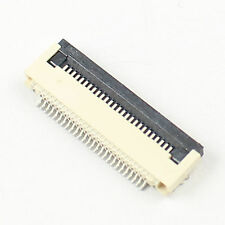 10Pcs FPC FFC 0.5mm Pitch 26 Pin Flip Type Ribbon Flat Connector Bottom Contact