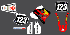 GRAFICHE CR 125 - 250  1995 - 1997 VINTAGE MC GRATH