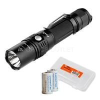 Fenix PD35TAC 1000 Lumen CREE XP-L V5 LED Tactical Flashlight LED w/ 2x CR123As