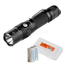 Fenix PD35TAC 1000 Lumen CREE XP-L V5 LED Tactical Flashlight LED w/ 2x CR123As