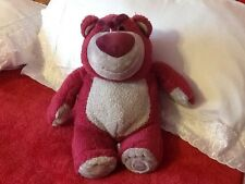 """13"""" LOTSO DISNEY STORE TOY STORY STAWBERRY SCENTED"""