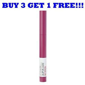 Maybelline Lip Crayon Superstay Ink Crayon  Treat Yourself 35