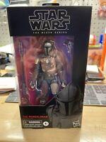 "Hasbro Disney Star Wars The Black Series #94  The Mandalorian 6"" Figure"