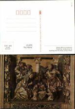 369737,Annaberg-Buchholz St.-Annen-Kirche Bergaltar Detail Geburt Christi