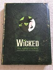 Grimmerie Book Wicked the Musical