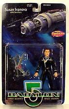 "Babylon 5  Ivanova  5.5""  Action Figure-MOC"
