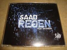SAAD feat. BUSHIDO - Regen  (2-Track Maxi-CD)