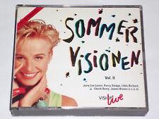 SOMMER VISIONEN VOL. II  (2 CD BOX SET )  36 OLDIES
