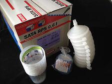 60 X SATA RPS Système-Avec 0,6 L Gobelet + 125μ flachsieb