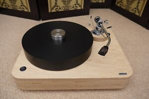 INSPIRE QUEST FORCE 10 SPECIAL EDITION TURNTABLE INCL.  SME 3009 11 TONEARM