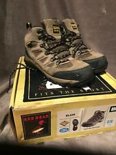 a66e192e777cb RedHead Blain Steel Toe Waterproof Work Boots for Men 8M
