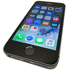 Unlocked GSM Apple iPhone 5s 16GB Black / Space Gray iOS 10.2 A1533 Grade A-