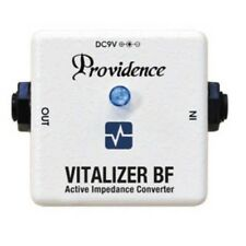Providence VZF-1 VITALIZER BF Bass Guitar Effects Unit From Japan with Tracking