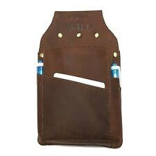 Waiter Holster Waiter's Pouch Leather Holster Bag Wallet Waiter Halter