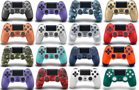 PS4 PlayStation 4 [*BROKEN FOR PARTS*] Dualshock 4 Wireless Controller V2 - Sony