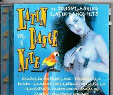 CD COMPIL 17 TITRES--LATIN DANCE NITE VOL.4--CAFE DEL MAR/BAMBOLEO/BELLISSIMA-98