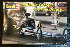 Revell 1/16 Plastic Model Kit California Charger AA/Fuel Dragster MIB