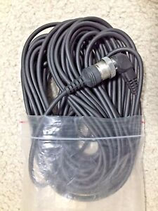Elinchrom sync extension Amphenol cable 10m 11080