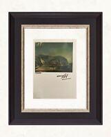 Salvador Dali Original Print Signed with Certificate Of Authenticity $6950 Value