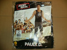 JERSEY SHORE PAULY D.  MEN HALLOWEEN COSTUME LARGE