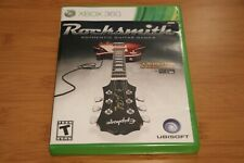 ROCKSMITH AUTHENTIC GUITAR GAMES (XBOX 360) - No Cable