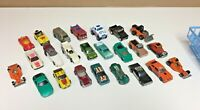 Vintage 24pc Hot Wheels Hotwheels Diecast Lot Cars Trucks Vans & More
