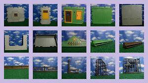 Playmobil Ersatzteil 3786 Sheriff Office ACW Gebäuse Altes Stecksystem Fachwerk