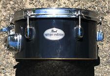 "Pearl Rhythm Traveler 10"" Black Tom Drum"