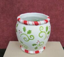 Yankee Candle Christmas Holly Votive Holder