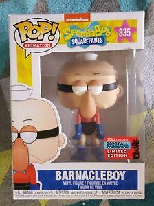 Barnacleboy 835 - SpongeBob SquarePants - Funko Pop Vinyl - Barnacle boy